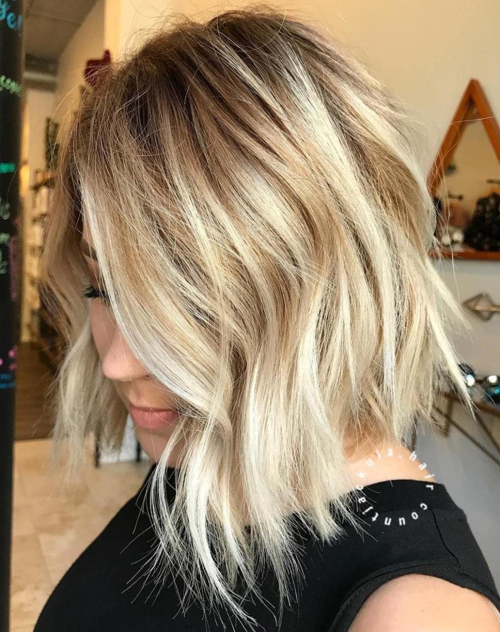 inspiring long bob hairstyles and haircuts in hair