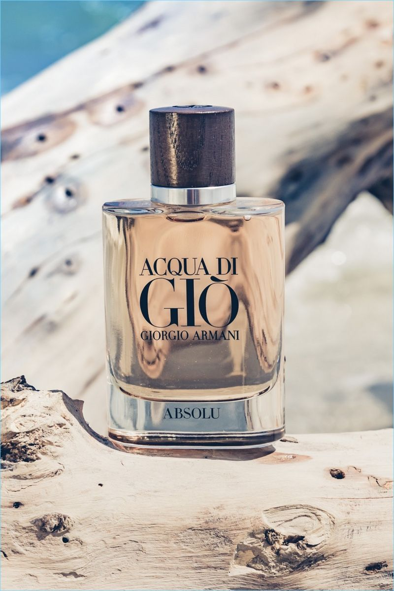 Di Jason Takes A Swim Armani Acqua Absolu For Giorgio Giò Morgan TOZiuPkX