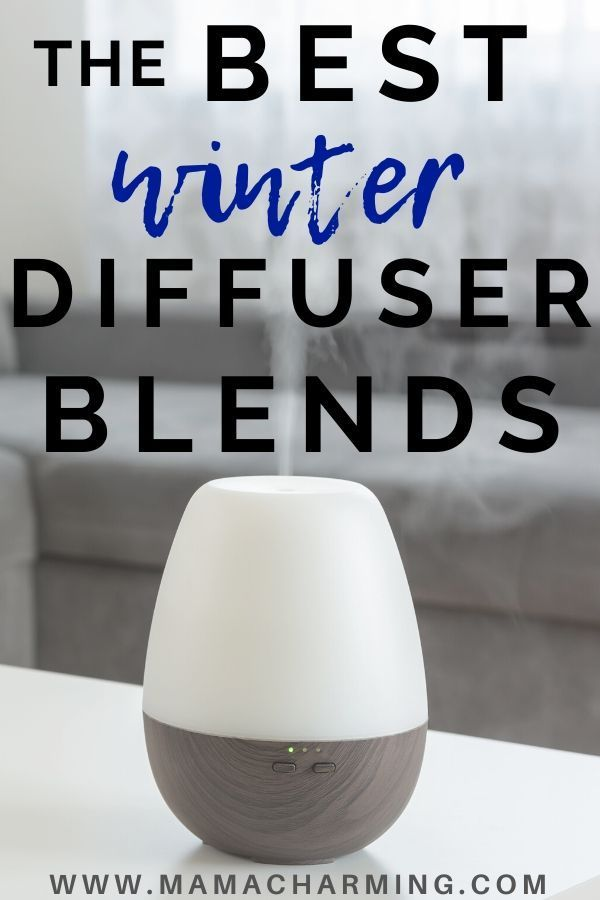 The Best Diffuser Blends for Winter #winterdiffuserblends
