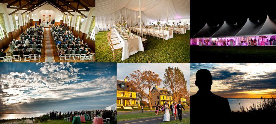 Merri Makers Catering Sandy Hook Wedding Venue