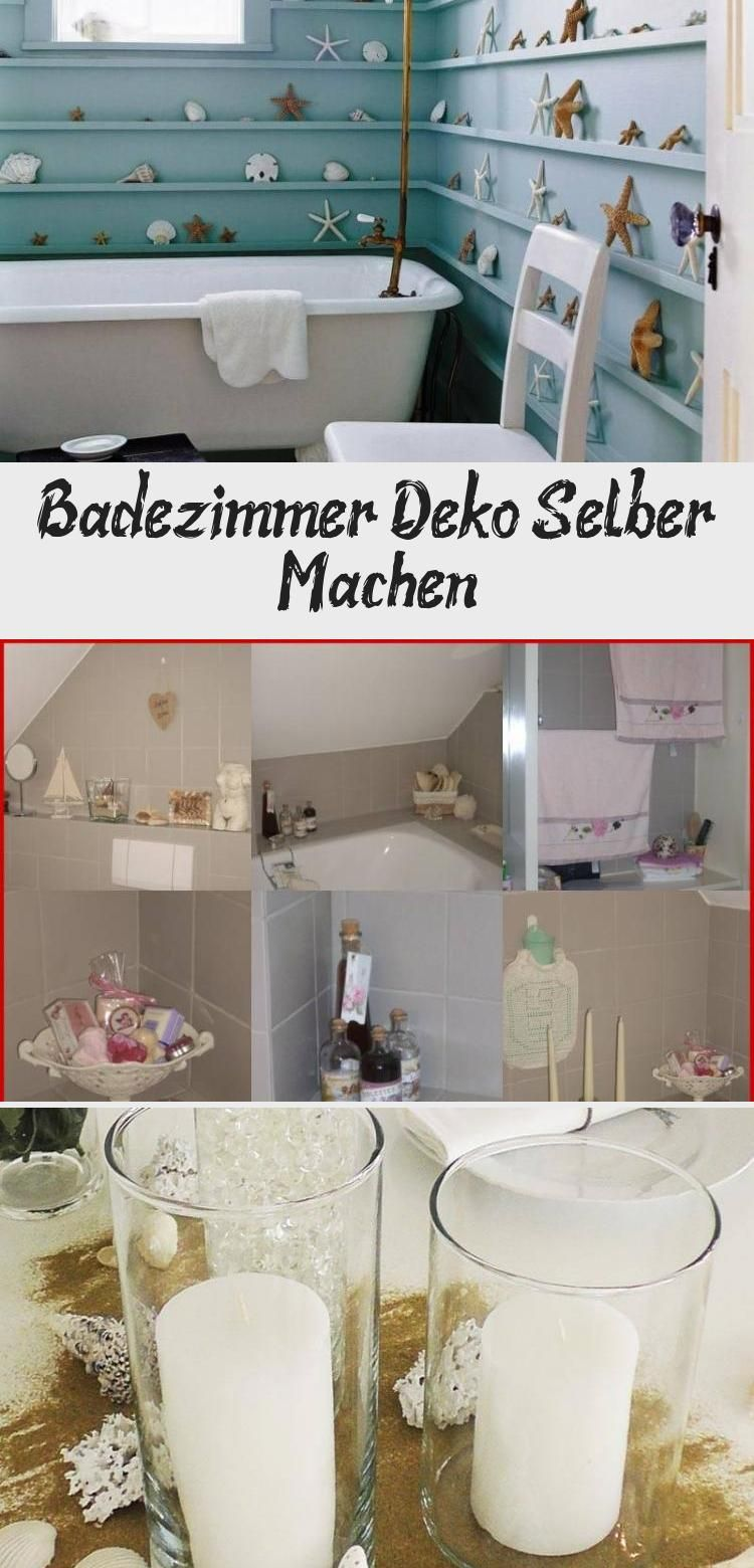 Badezimmer Deko Selber Machen