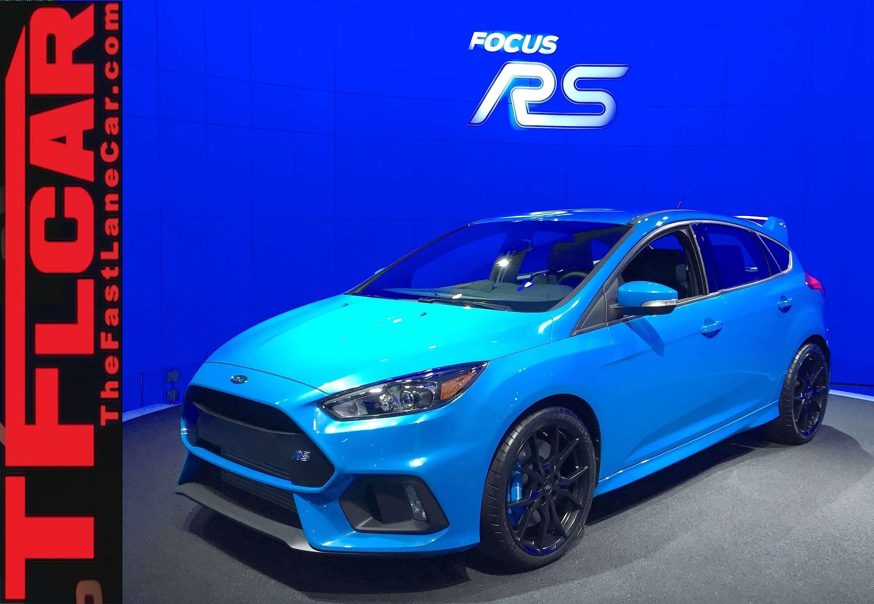 Ford 2016 ford focus rs