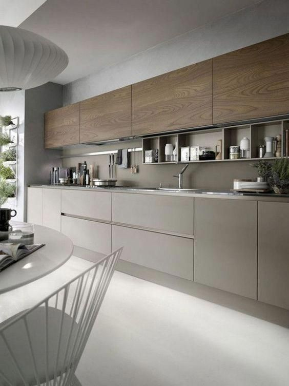 20 Fresh Kitchen Design Inspirations From Pinterest Best Online Cabine In 2020 Kitchen Inspiration Design Contemporary Kitchen Cabinets Modern Kitchen Cabinet Design