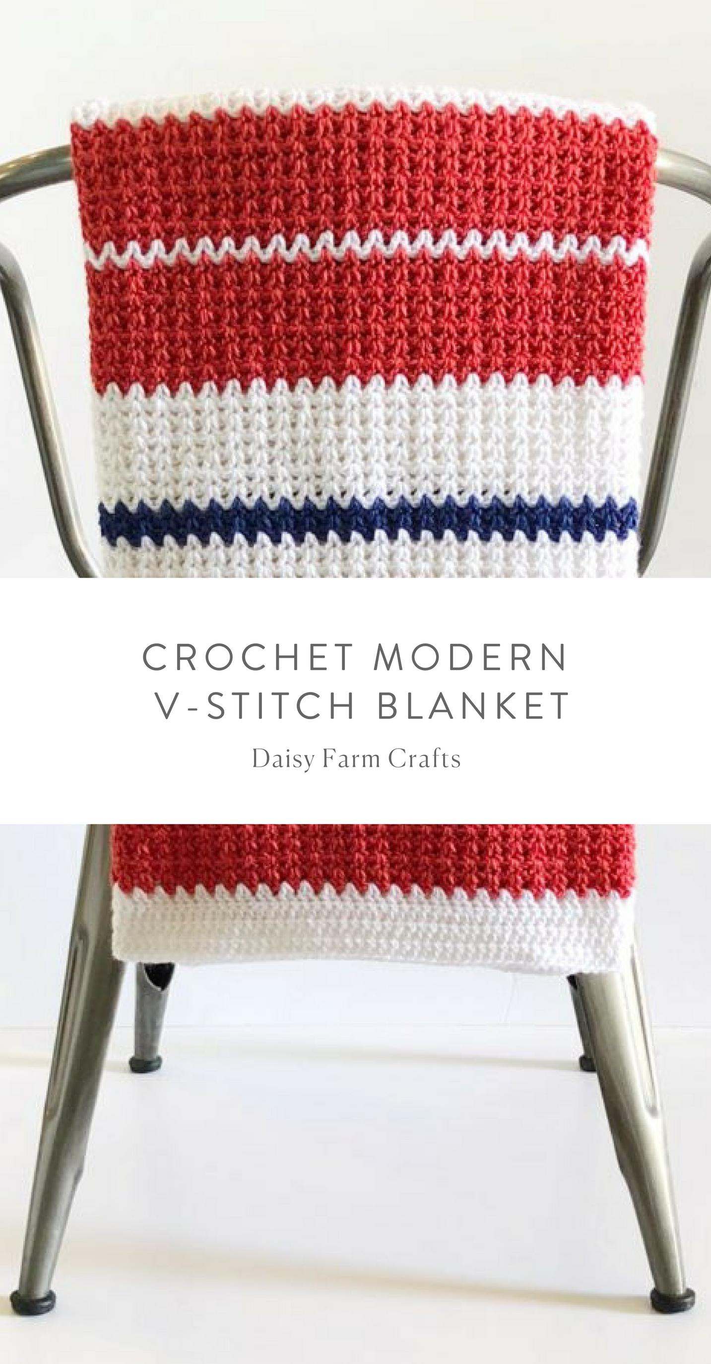Lujo Los Patrones De Crochet Puños De Arranque Cresta - Manta de ...
