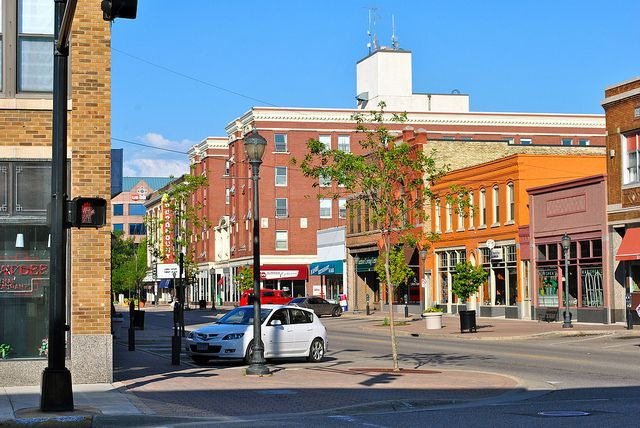 Downtown St Cloud Mn Minnesota Travel Small Town America