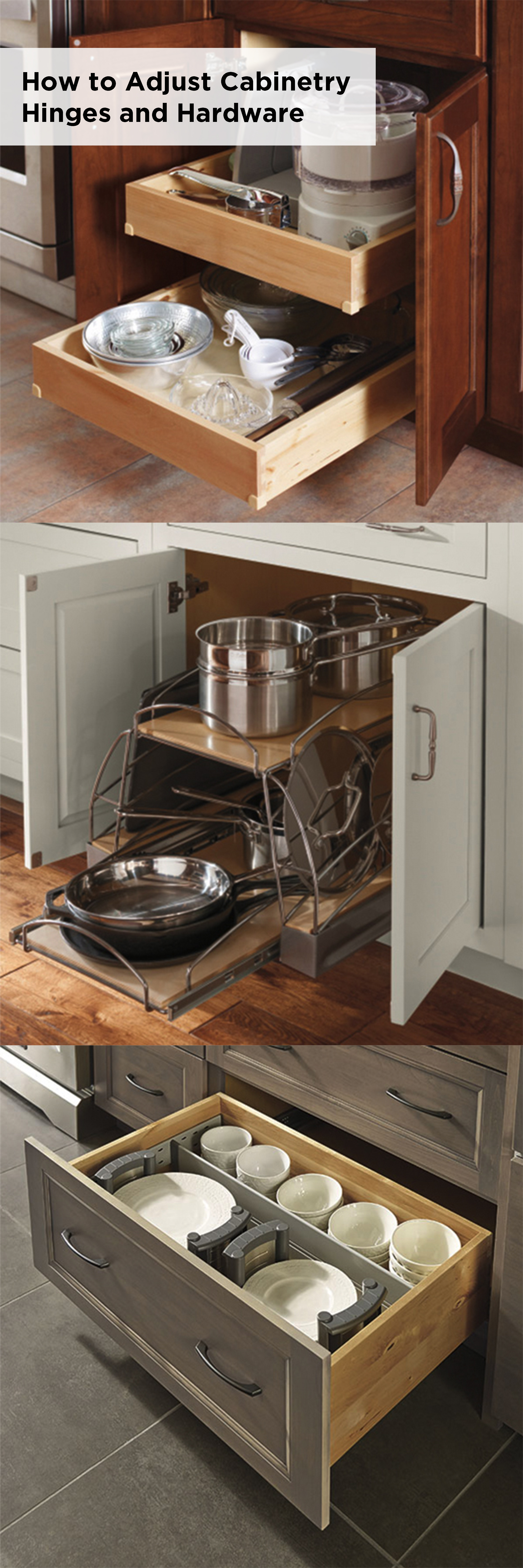 It Is Normal For Your Decora Cabinetry Hardware And Hinges To Loosen Over Time From Everyday Use These Ti Redo Kitchen Cabinets Kitchen Ideals Decora Cabinets
