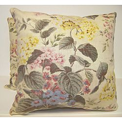 @Overstock.com - Forest Decorative Pillow (Set of 2)  - Set includes: Two (2) toss pillows Pattern: FloralReverse pattern: Self-backed   http://www.overstock.com/Home-Garden/Forest-Decorative-Pillow-Set-of-2/6318727/product.html?CID=214117 $39.99