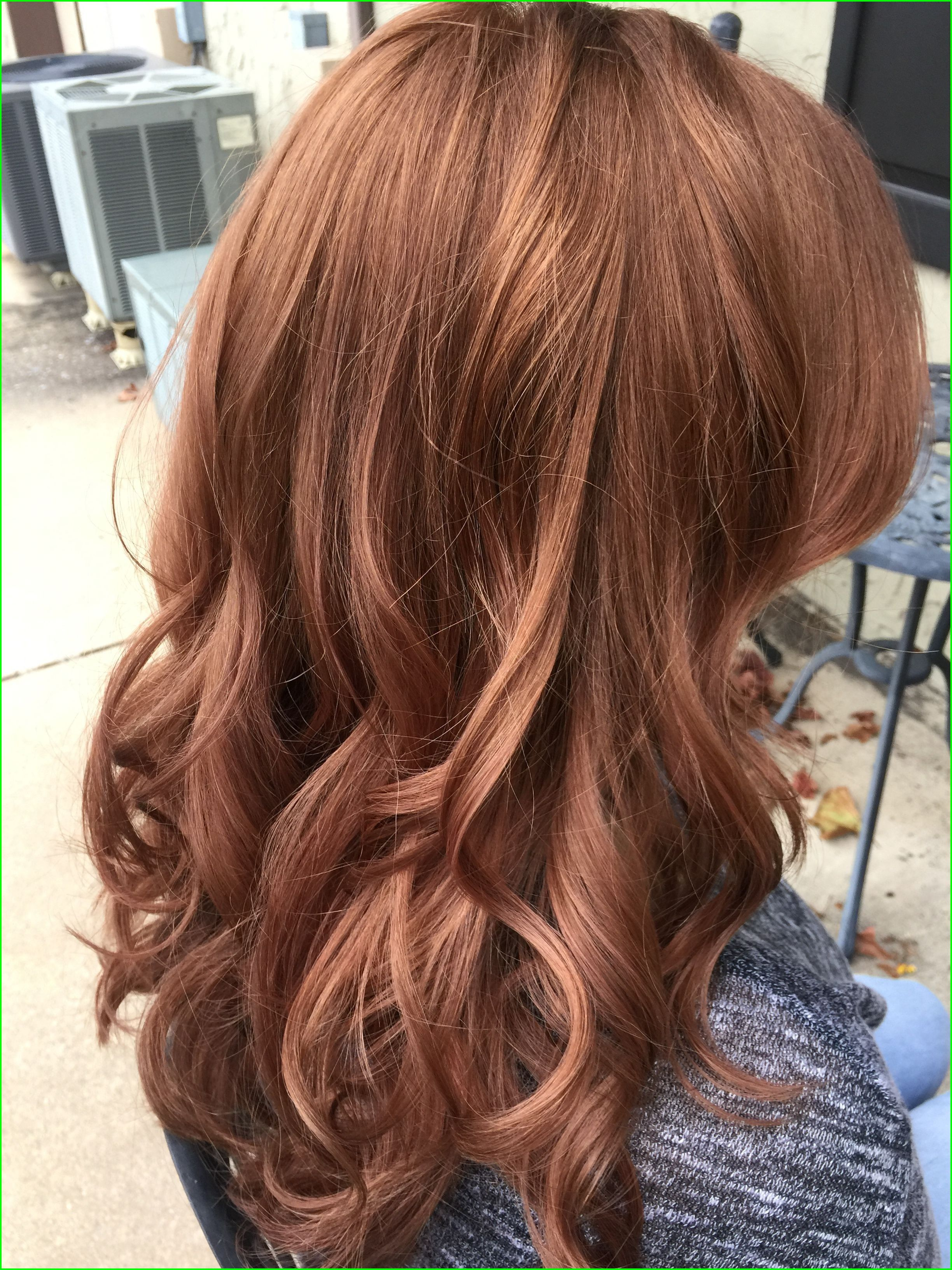 Awesome Strawberry Brown Hair Color Stock Of Hairstyle Ideas 9125