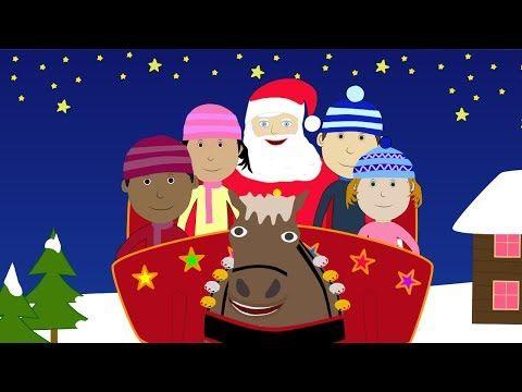 Jingle Bells YouTube Christmas songs for kids, Holiday