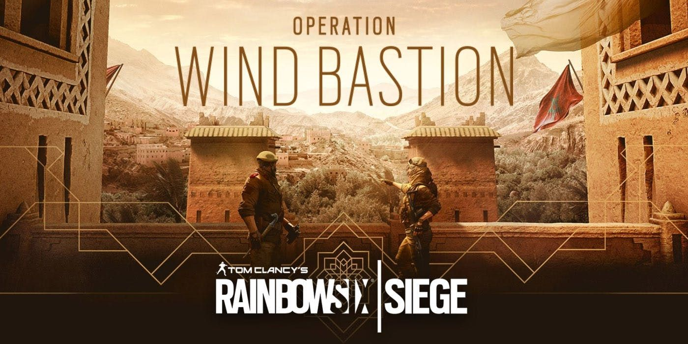 Ubisoft Changes Mind on Rainbow Six Siege: Operation
