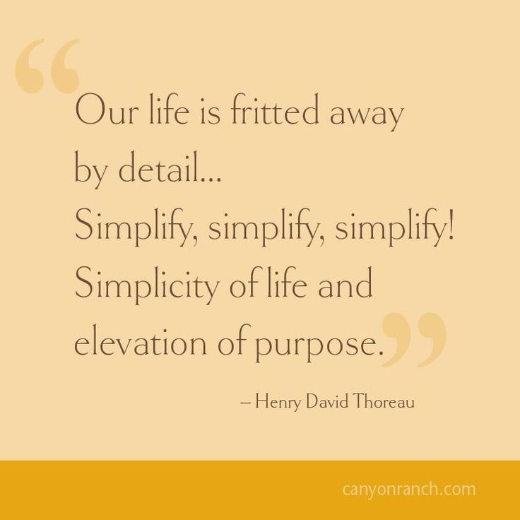 Simplicity Quotes Thoreau By At Quotesgram I Like It Pinterest