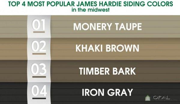 James Hardie Siding Colors When Choosing James Hardie