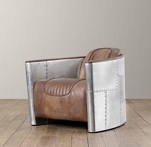 Mini Aviator Chair | Restoration Hardware Baby u0026 Child & THIS CHAIR! Mini Aviator Chair | Restoration Hardware Baby u0026 Child ...
