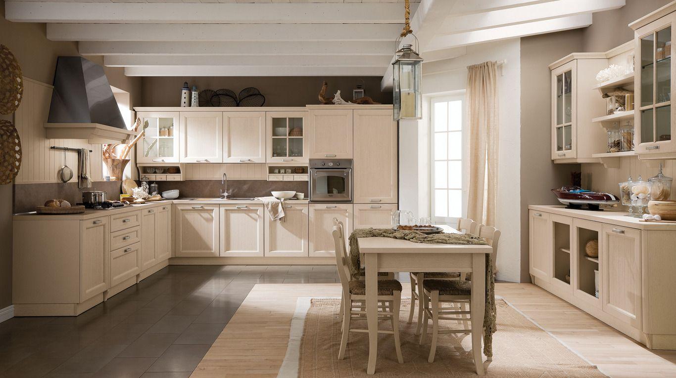 Cucina Classica Color Panna | Cucine A Colori