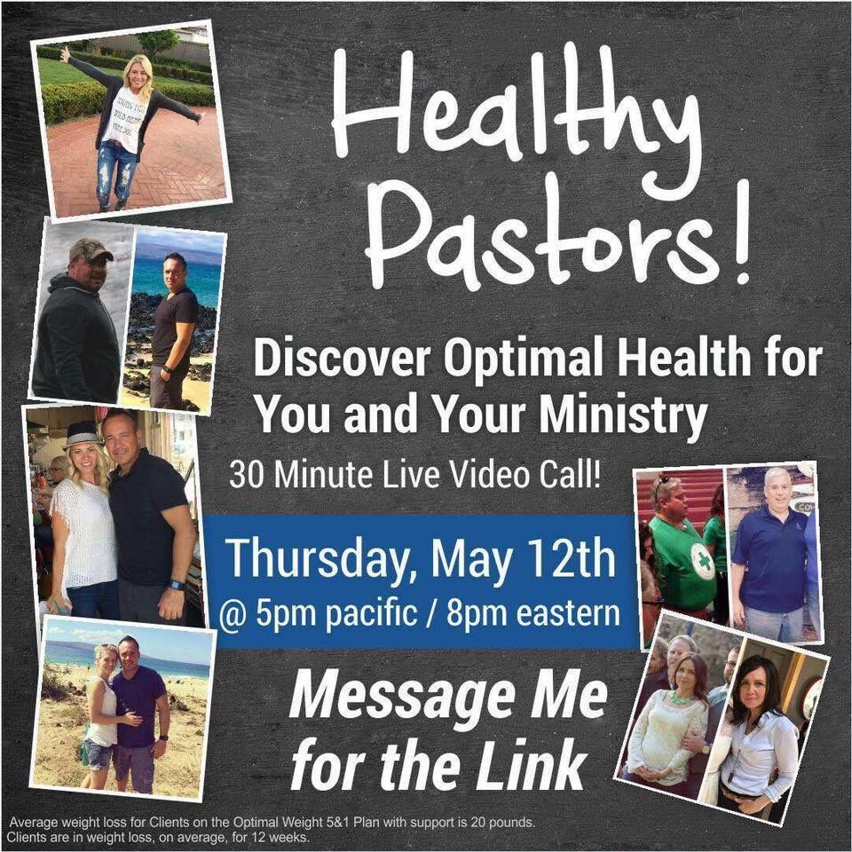 Discover optimal healthy for ministry health coach