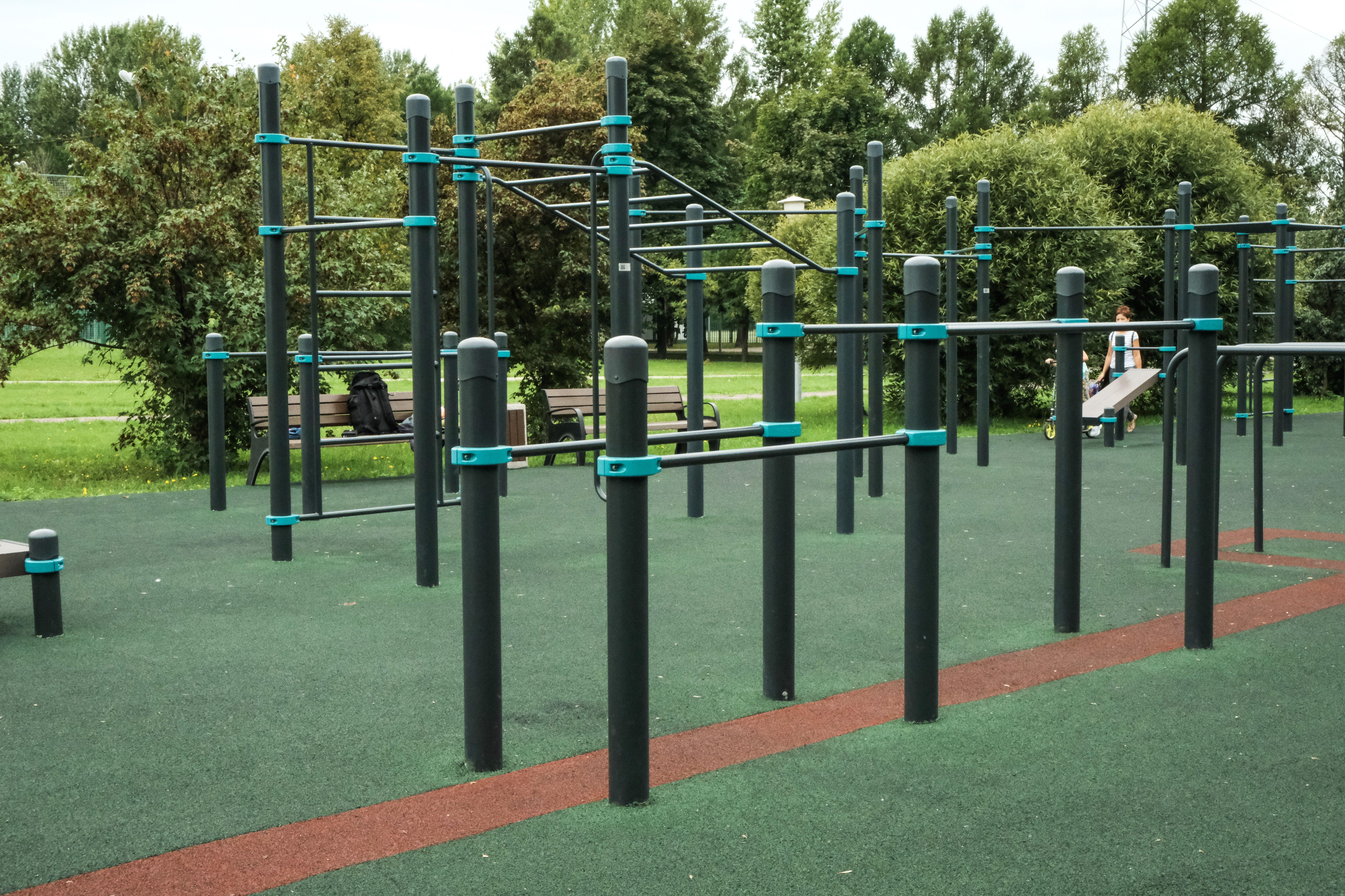 Street Workout Park Equipment Calisthenics Street Workout Park Equipment