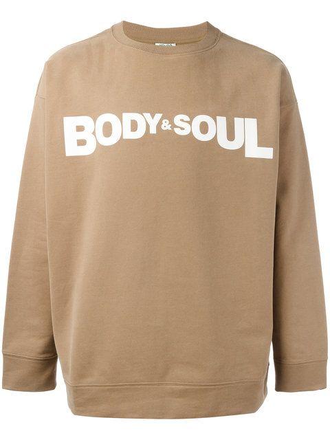 7d7f7398 KENZO Body & Soul Sweatshirt. #kenzo #cloth #sweatshirt | Kenzo Men ...