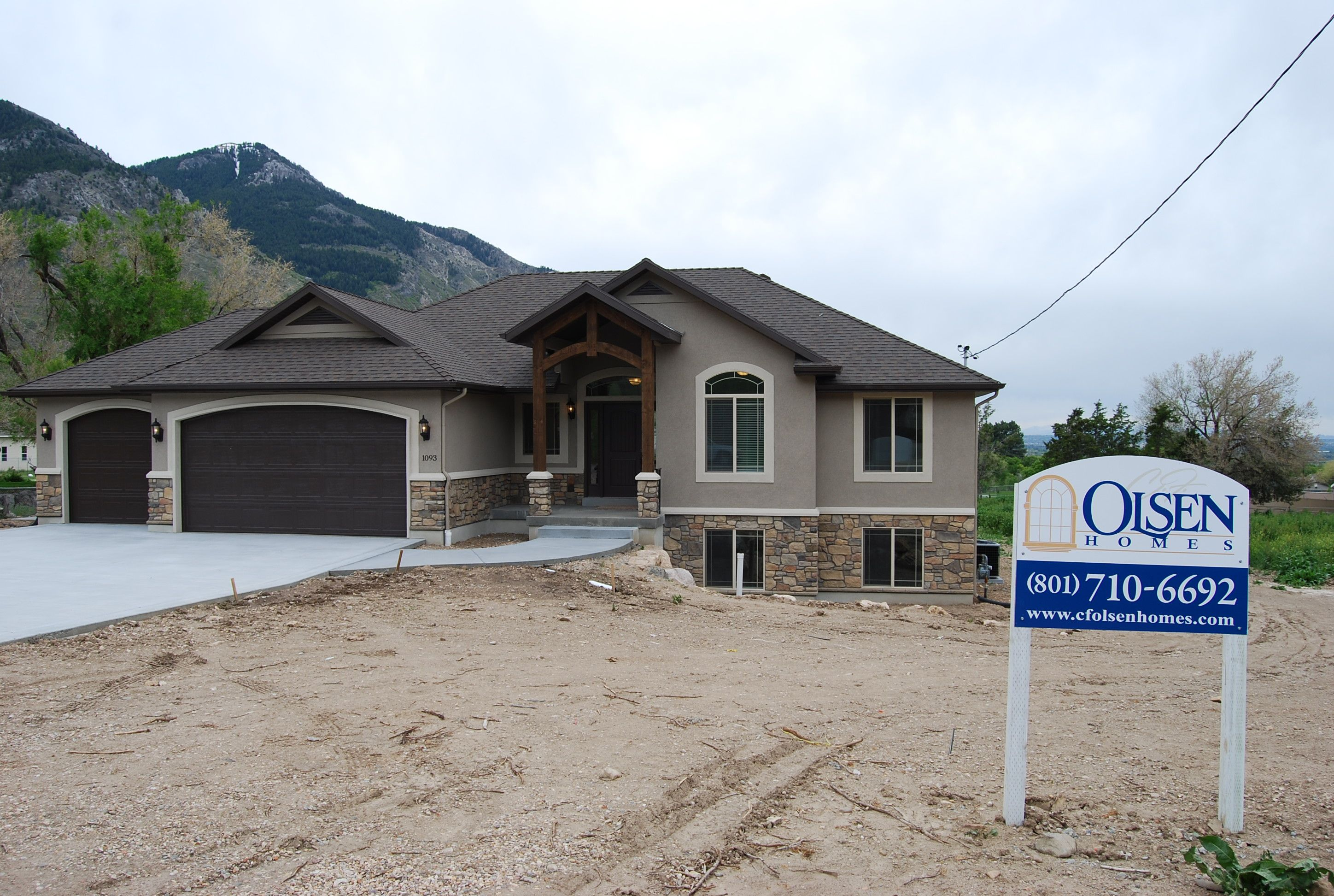 Look At CF Olsen Homes Gallery Today For Pictures Of