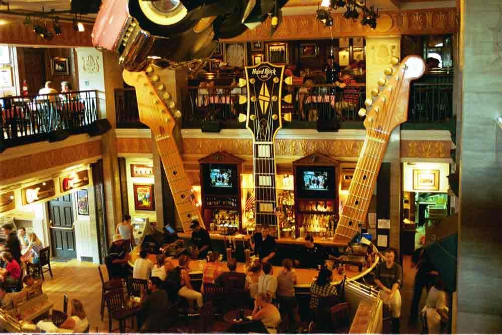 Hard Rock Washington Hard Rock Cafe Hard Rock Hard Rock Hotel