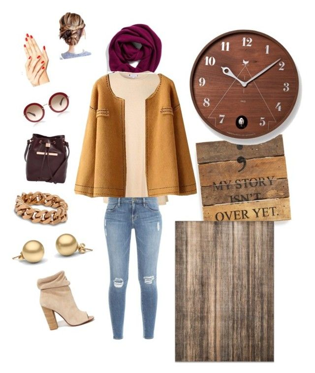 """over"" by realylikestyle ❤ liked on Polyvore featuring art"