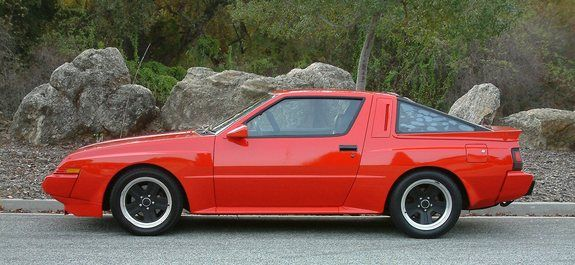 1987 Chrysler Conquest Chrysler Conquest Chrysler Japanese Cars