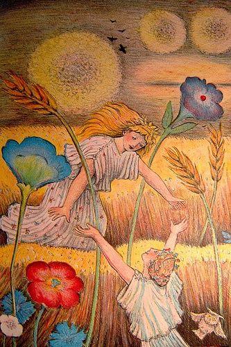 Of A Kind The Mythology Behind Nettie Kent S Of A Kind Necklace Greek Goddess Art Greek Myths Mythology