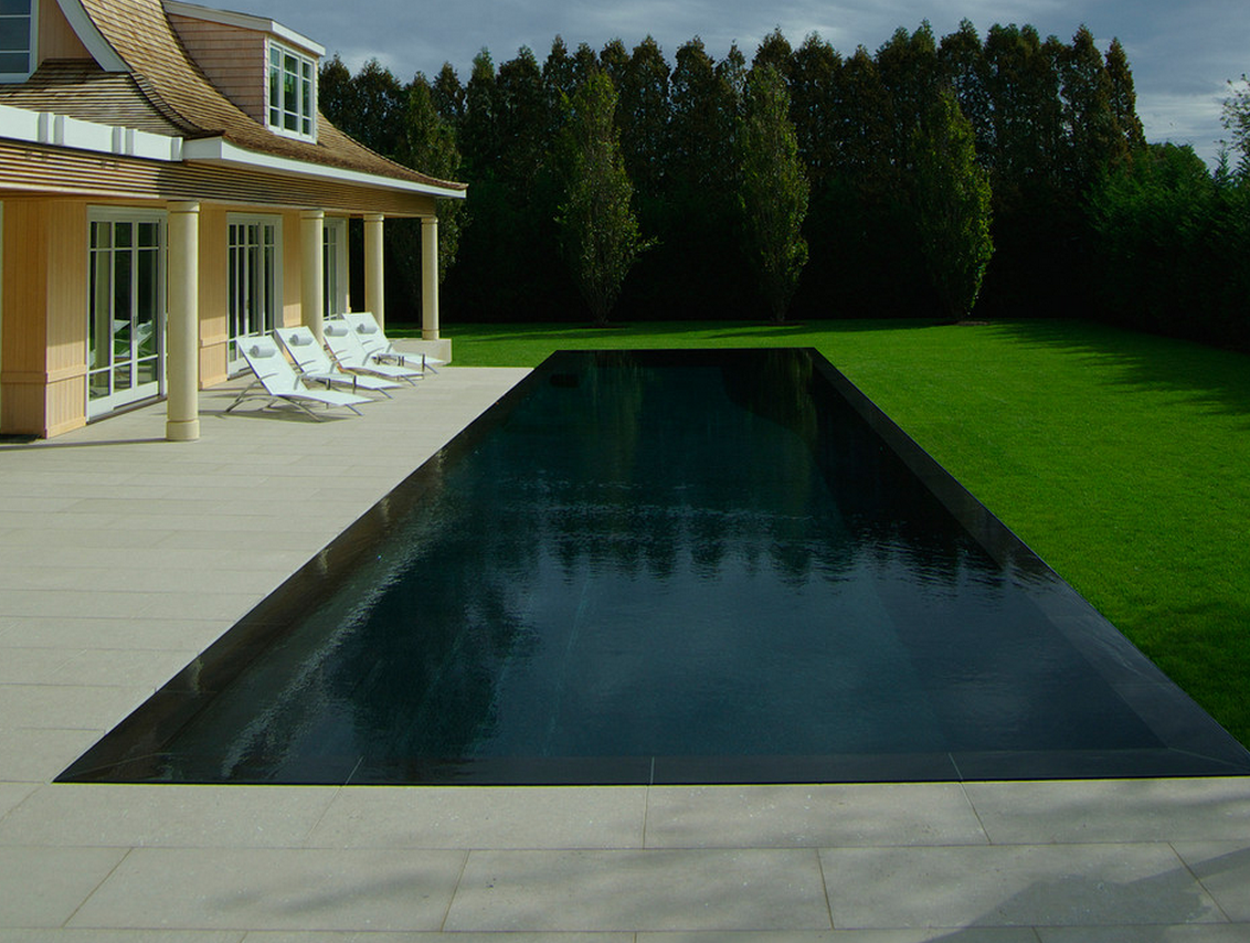 Pebble Fina Black Galaxy Pool Plaster Color Examples Pinterest Pool Spa And House
