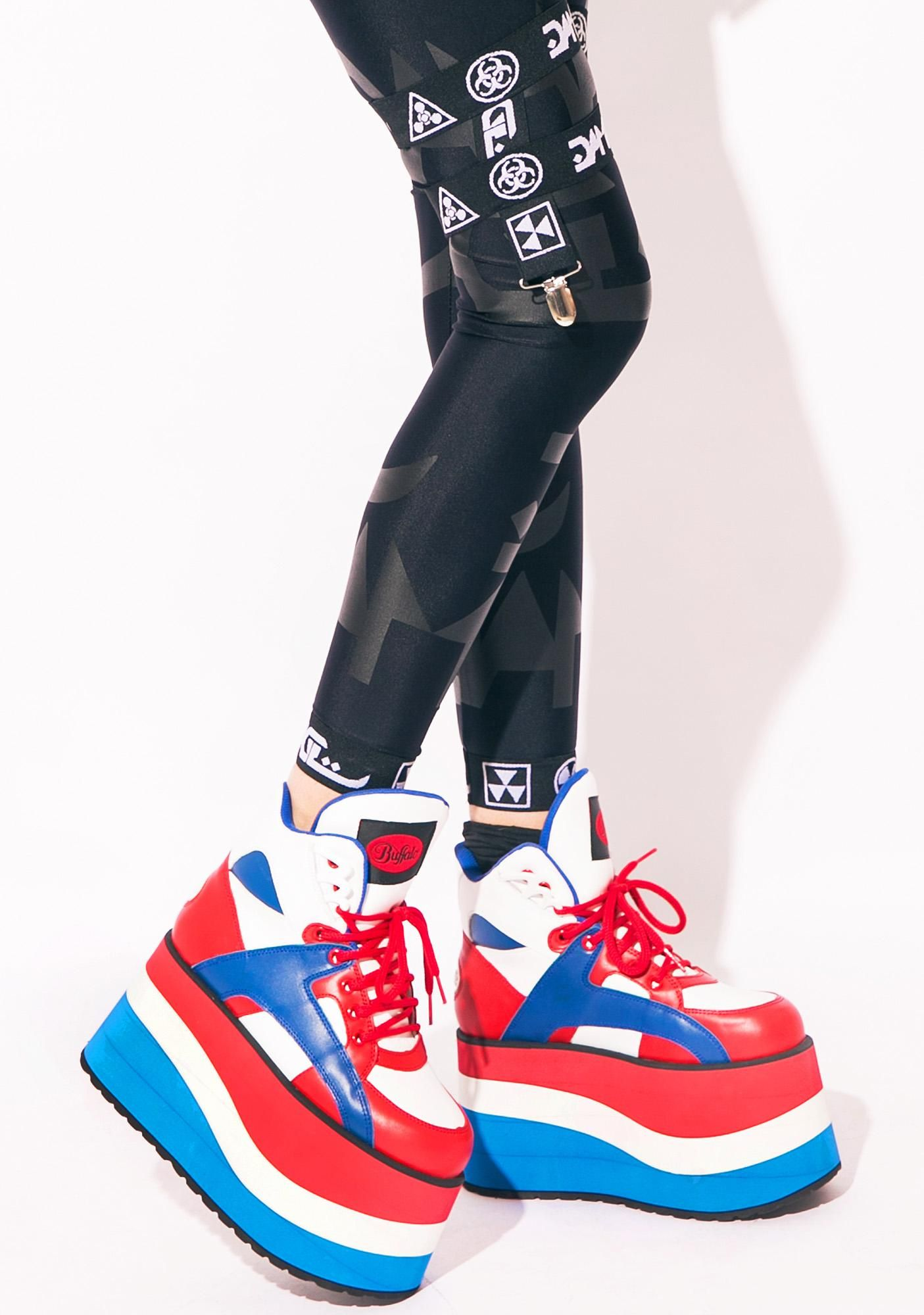 finest selection b91af 4140f Independence Bae Platform Sneakers | Anziehsachen | Coole ...