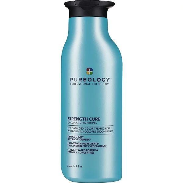 Strength Cure Shampoo 9 oz Gallery