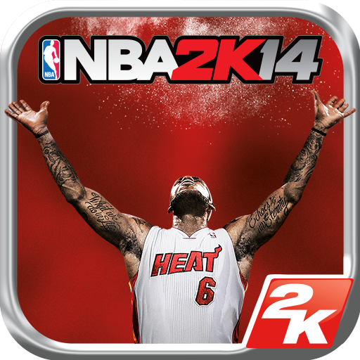 NBA 2K14 (Fire Edition) NBA, Edition, Fire Android