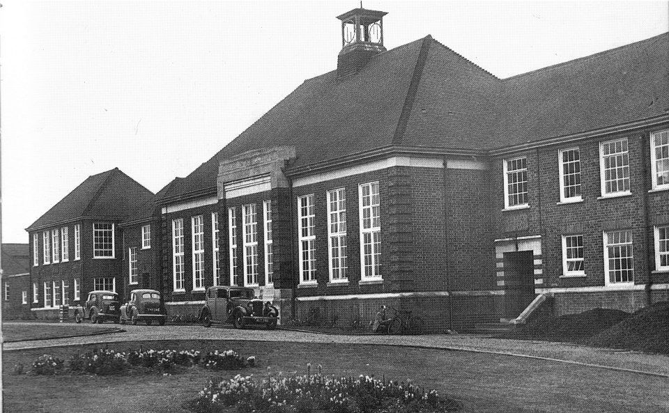 Samuel Lloyd's school Northamptonshire, Corby, England