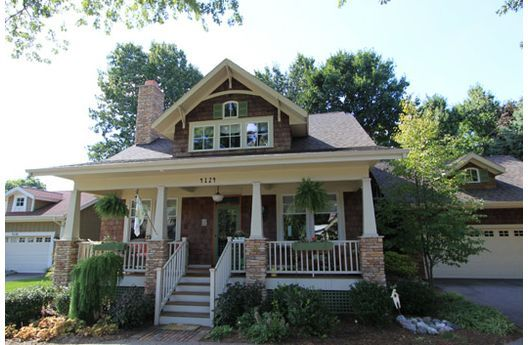 A Fave Love Craftsman Style Homes Craftsman Beautiful - Craftsman bungalow cottage house plans
