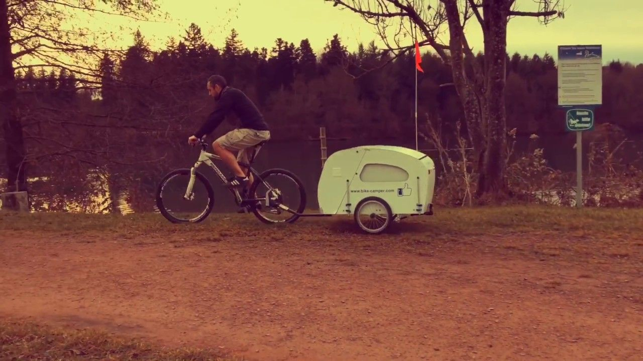 Bicycle Camper Source Flaui Youtube Kits De Sobrevivencia Sobrevivencia