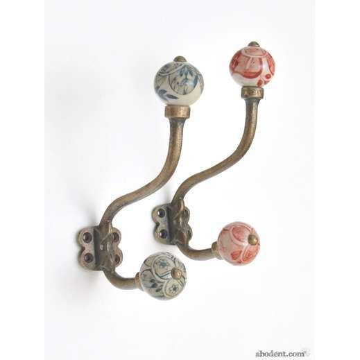 vintage style coat hook pretty wall hooks thisnext todays home