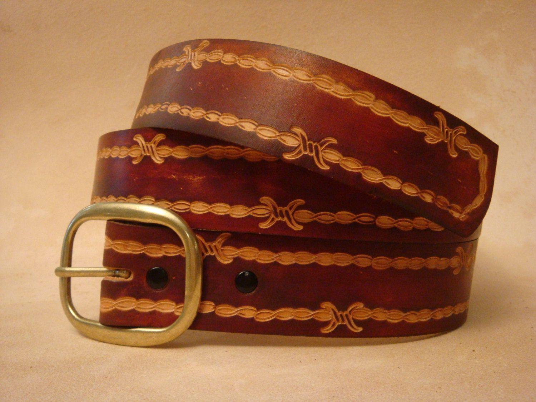 "Heavy Duty Basketweave Work Uniform Gun Leather Belt 1 3//4/"" Wide Black Brown Tan"