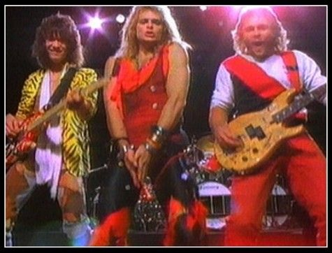Van Halen Jump Video Van Halen Videos Rhythm And Blues Van Halen