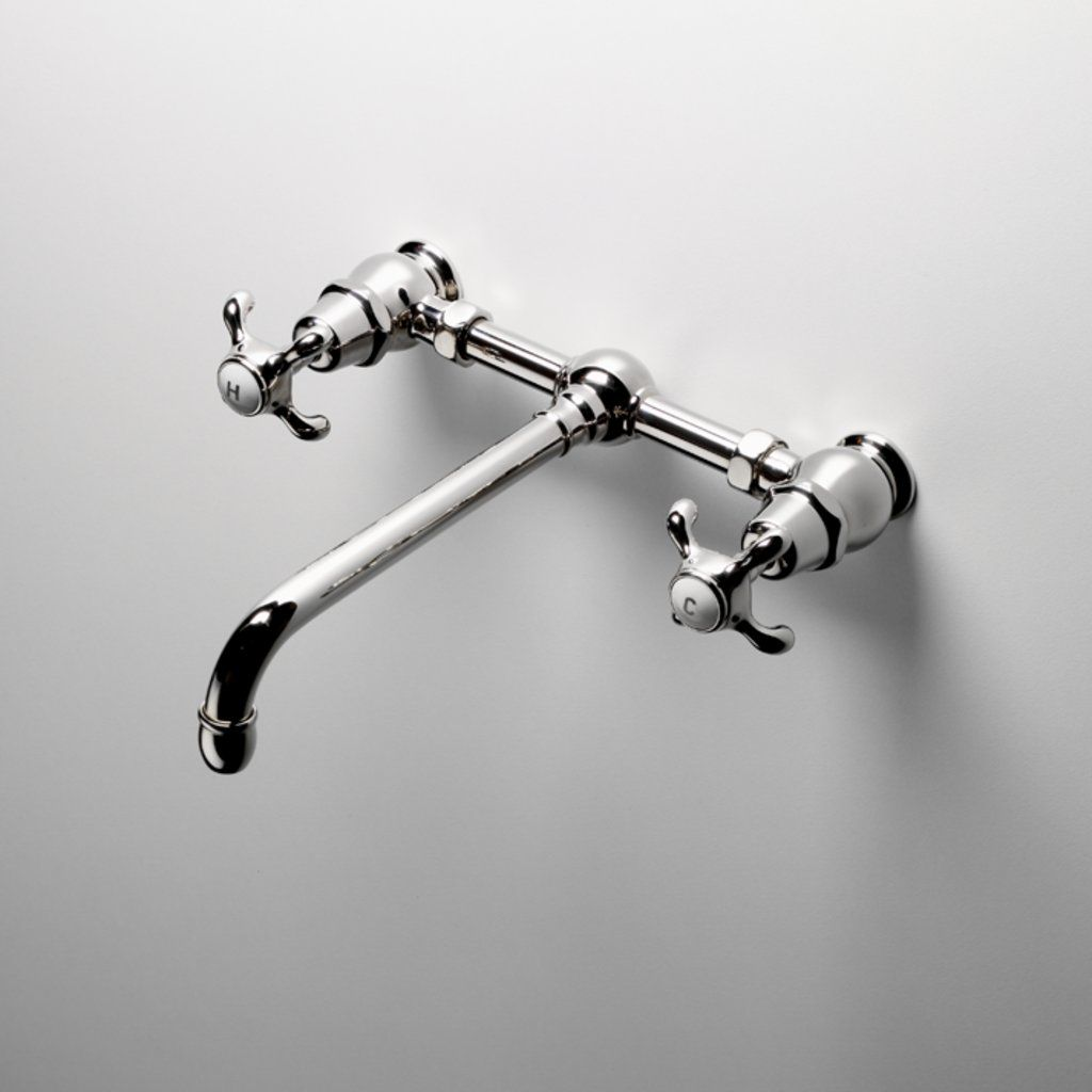 Unlacquered Quot Etoile Quot Wall Mounted Waterworks Faucet