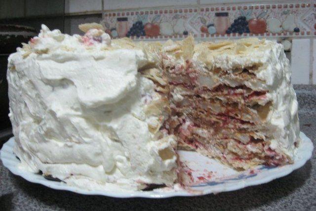 Foto de la receta de torta amor