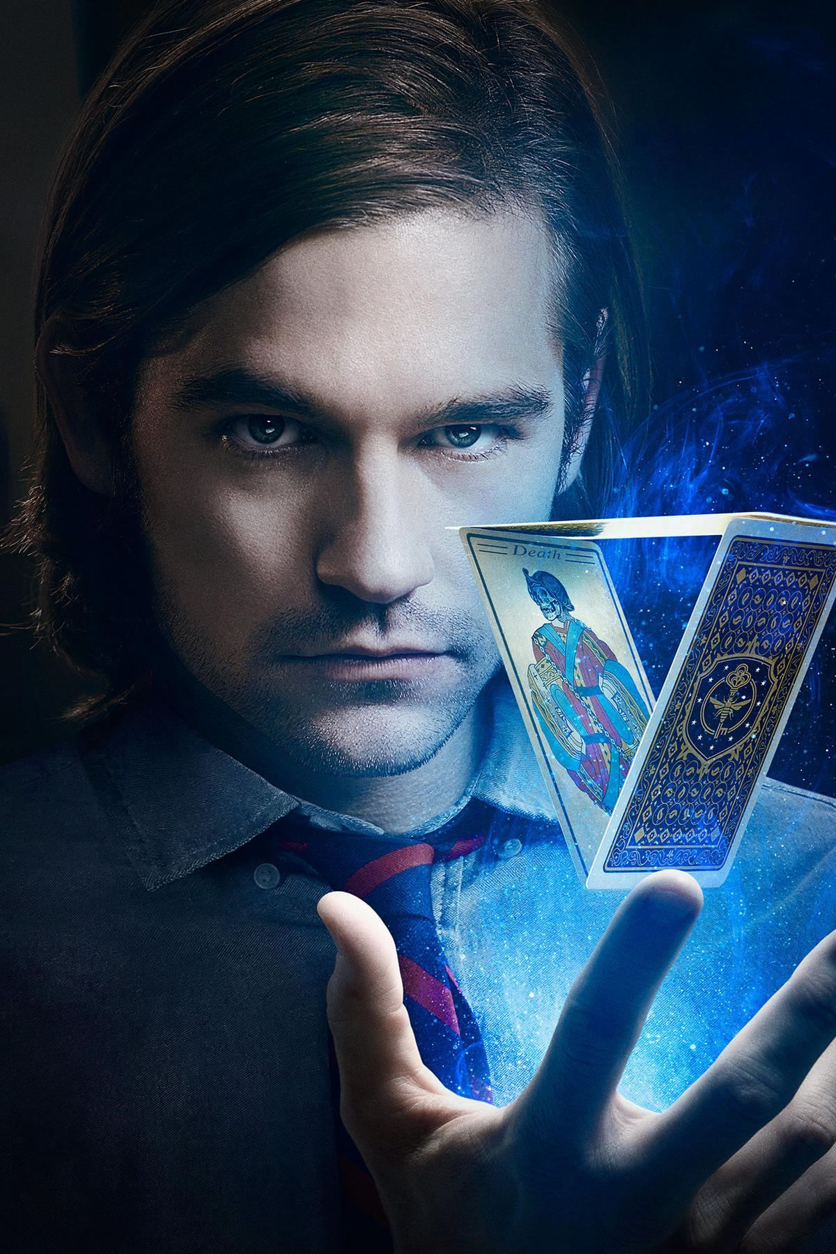 The Magicians Streaming Season 1 : magicians, streaming, season, Elena, Vasilewski, Magicians, Quentin,, Syfy,