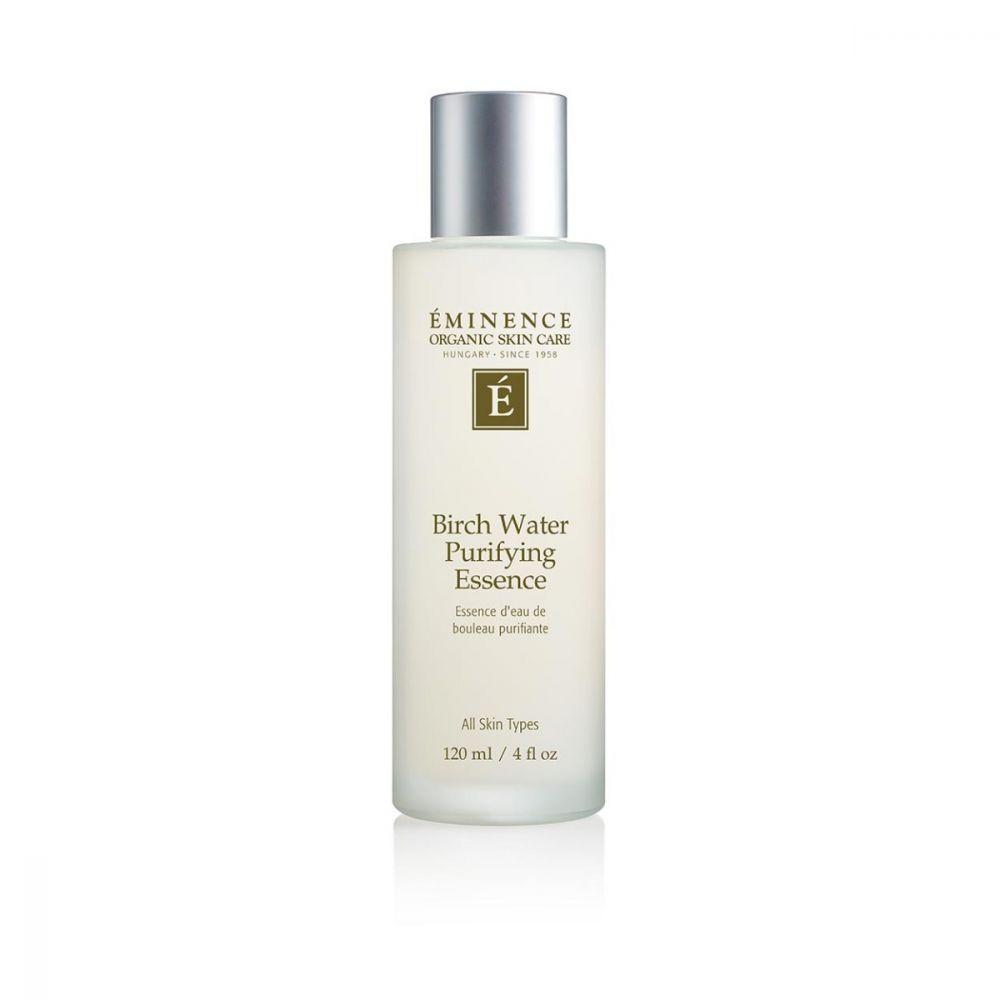Eminence Organics Birch Water Purifying Essence Replenishes Moisture Eminence Organics Eminence Organic Skin Care Skin Care