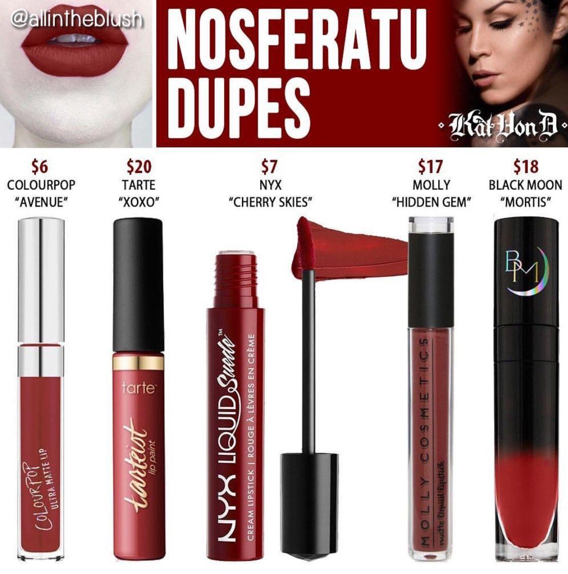 Pinterest IIIannaIII 🌹💦 Makeup dupes lipstick, Liquid