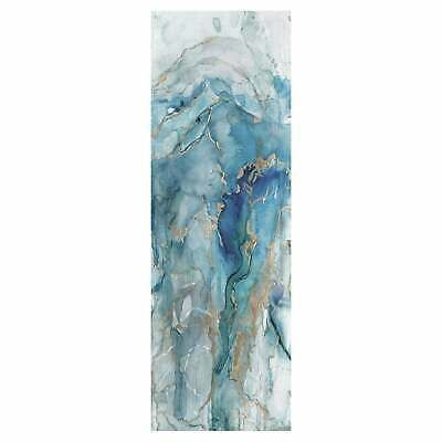Abstract Lapis Light Panel I by Carol Robinson Wrapped  12x36 #fashion #home #garden #homedcor #postersprints (ebay link)