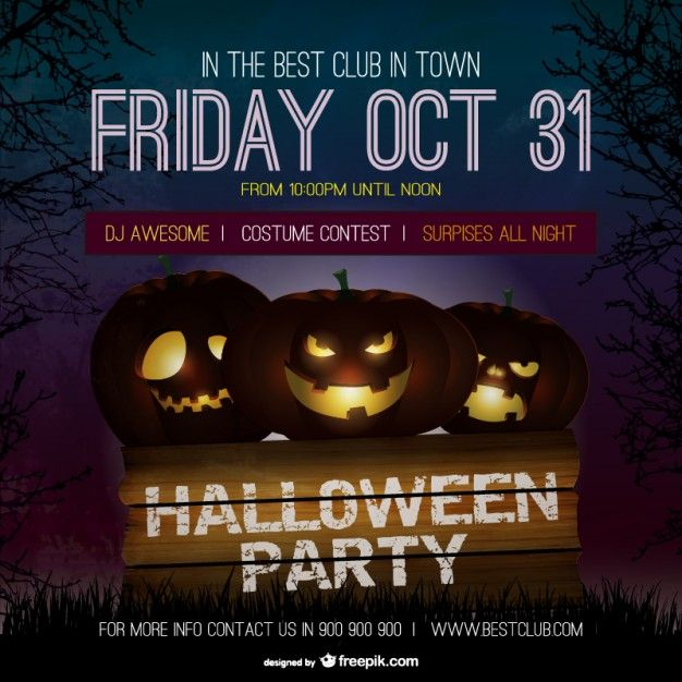 halloween festival poster - Google Search halloween main - halloween party flyer