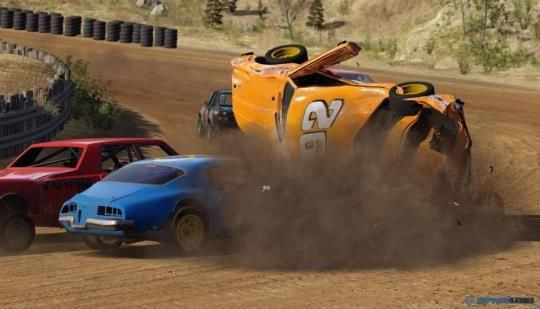 New Car Games >> Next Car Game Wreckfest For Pc Ps4 And Xbox One Gets New