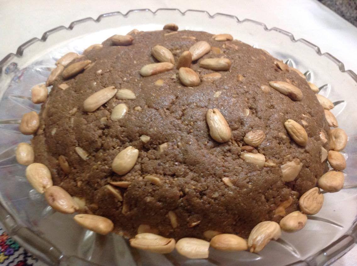 تحضير سلو سفوف سريعة و اقتصادية من المطبخ المغربي مع ربيعة Sellou Sfouf Marocain Youtube Desserts Food Pudding