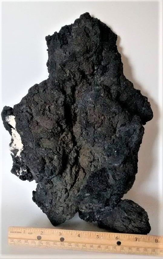 Safe for all water types Aquarium Lava Rocks Black  Fish Tank Rocks 10 pieces