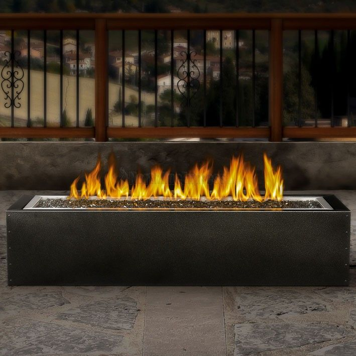 Napoleon Outdoor Linear Patioflame Firepit - Propane - Http://www.northlineexpress.com/napoleon-outdoor-linear-patioflame