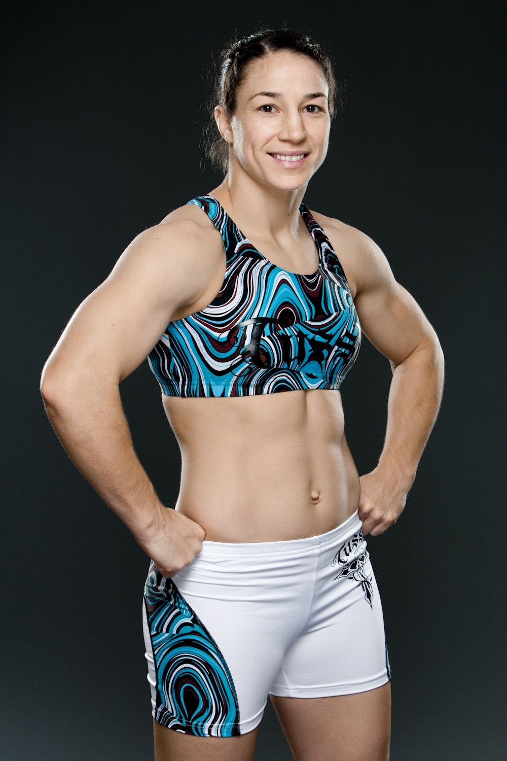 Olympic Experience Helped Sara McMann Keep UFC Jitters at Bay ...