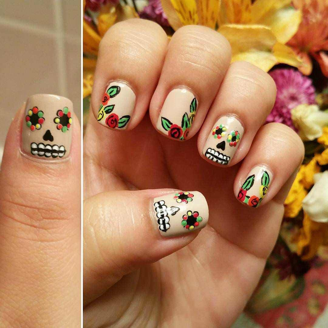 cute acrylic nail designs pictures 2016 2017 | Acrylic nail designs ...