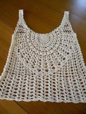 Crochet Printables - VESTIDOS PARA NIÑAS Y BEBES TEJIDOS A CROCHET- GALERÍA DE IMÁGENES #tejidos